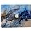 Thumbnail: เคส Macbook ลาย Paint Blue เจาะโลโก้