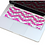 Thumbnail: กันรอยคีย์บอร์ด ลายซิกแซกชมพู มีภาษาไทย-อังกฤษ MacBook