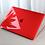 Thumbnail: เคส Macbook สีแดง ผิวมัน ไม่เจาะโลโก้