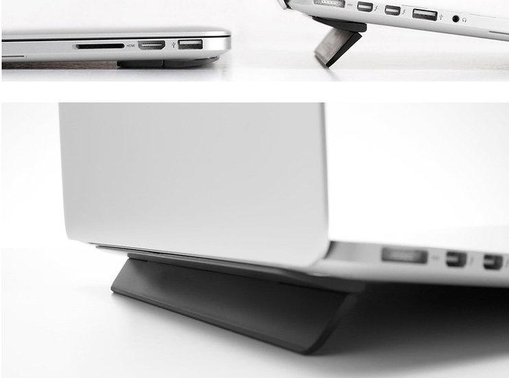 Kick it up Laptop Stand