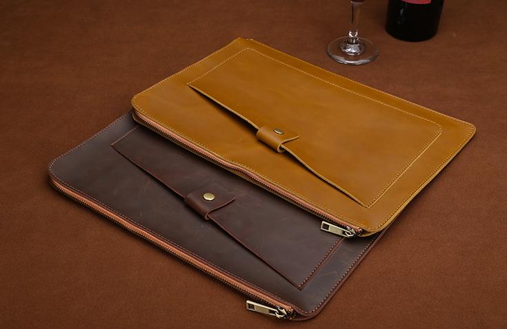 กระเป๋า ซองหนัง สำหรับเครื่อง Macbook