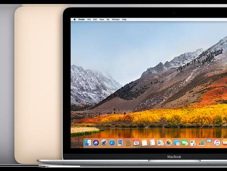 วิธีการดูรุ่นเครื่อง macbook