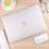 Thumbnail: เคส Macbook สีขาวฝ้า ผิวด้าน ไม่เจาะโลโก้
