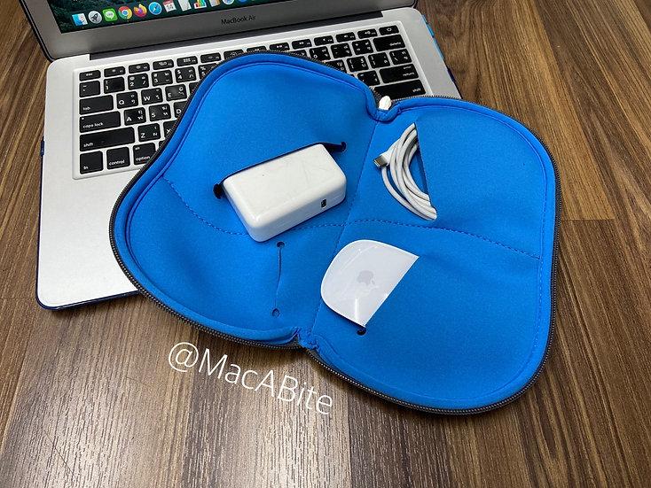 Apple accessories bag for MacBook กระเป๋าใส่ power supplymacbook