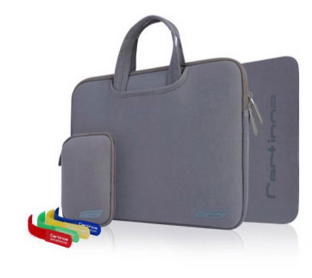 กระเป๋า Cartinoe 4 in 1 Package Breath Serise Nylon Fabric for Macbook