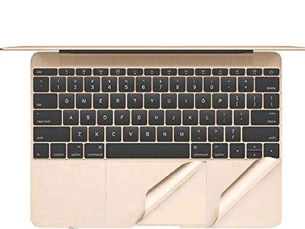 Trackpad PalmGuard protector Macbook สี Gold