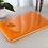 Thumbnail: เคส Macbook สีส้ม ผิวมัน ไม่เจาะโลโก้