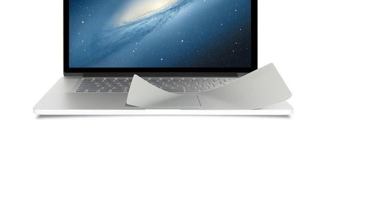 Moshi ฟิลม์กันรอย PalmGuard for MacBook
