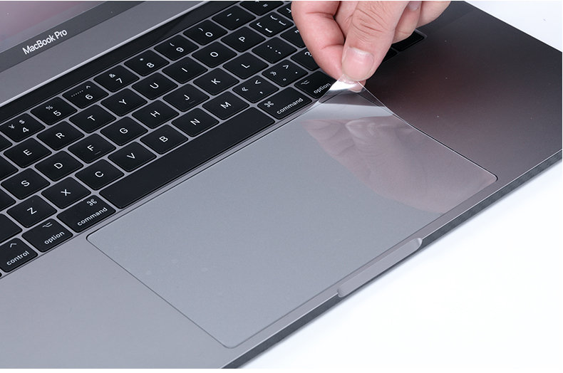 Trackpad protection film ฟิลม์ใสกันรอยTrackpad