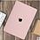 Thumbnail: เคส Macbook Rose Quartz ผิวด้าน เจาะโลโก้