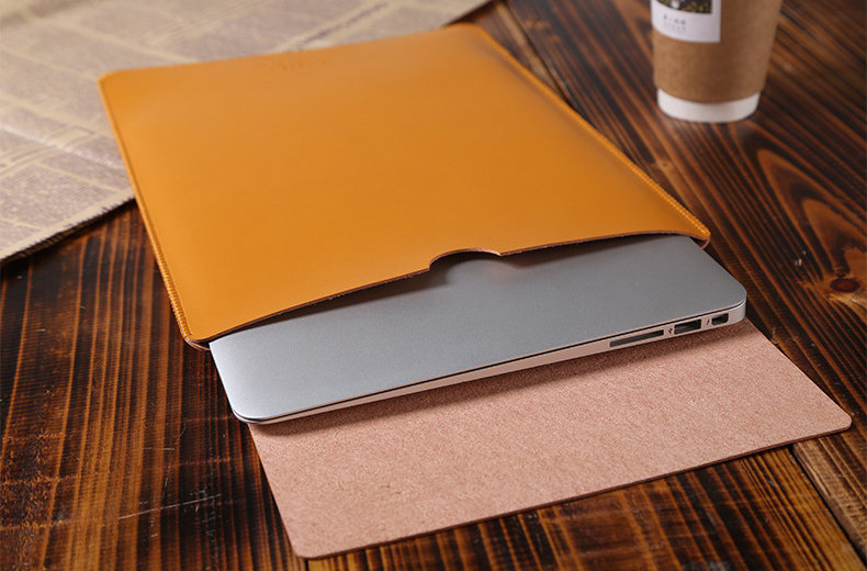ซอง Taikesen PU Sleeve Case Bag Laptop Cover for Macbook