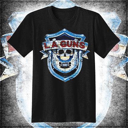 Color Distressed OG '88 Shield Logo Men's T-Shirt