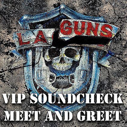 Official la guns vip soundcheck meet and greet 101918 vip soundcheck meet and greet wantagh ny m4hsunfo