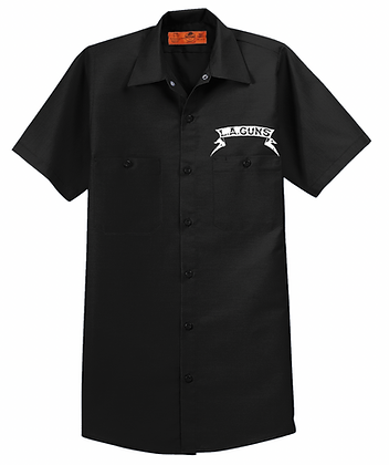 L.A. Guns Workshirt