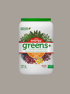Genuine Health Greens Powder