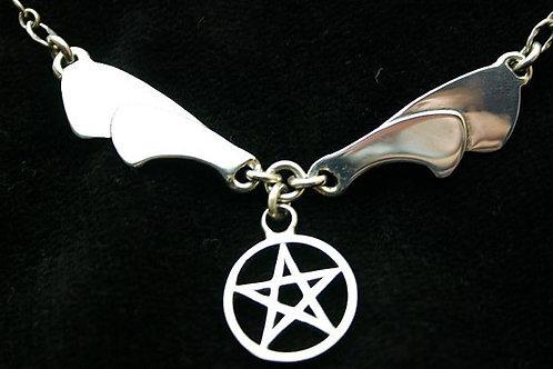 Winged Pentagram