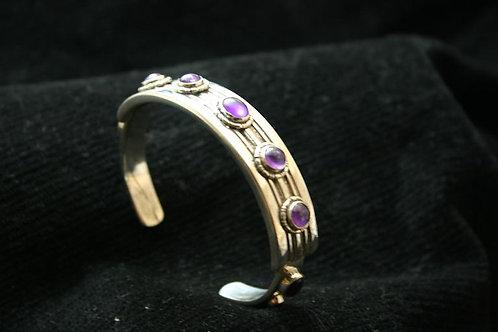 Multi Bar Cuff Bracelet