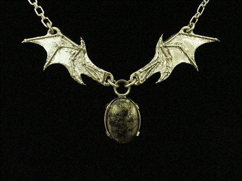 Dragon Wing Necklace
