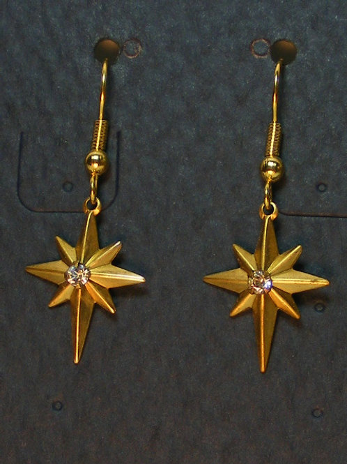 Small Rhinestone Star