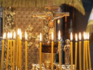 Панихида - специальное богослужение, вызывающее к Всевышнему освободить душу от прегрешений и направ