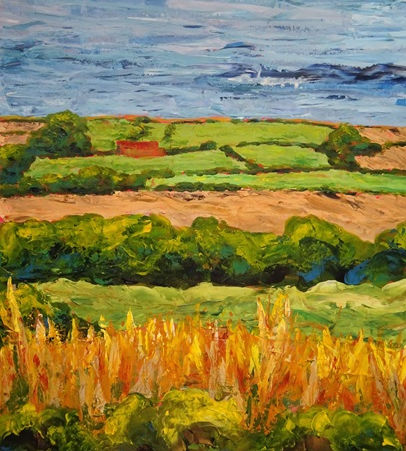 View from Dorset Ridgeway