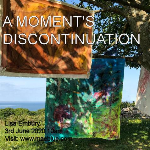 lisa embury Exhibition invitation