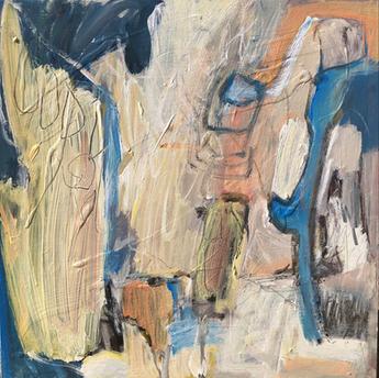 3 Acrylic on canvas by Kim Smurthwaite (pt2)