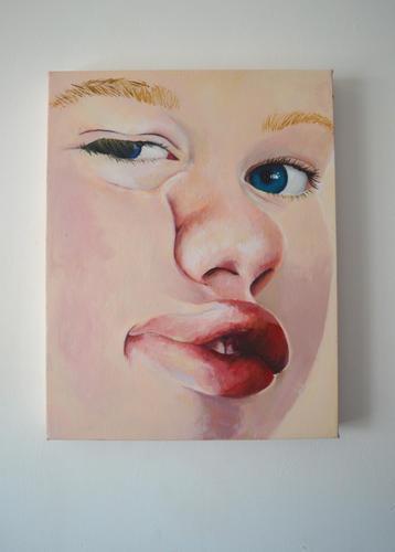 Body Image Distortion by Bronwyn Wright
