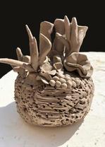 Clay scene by Jess Dow