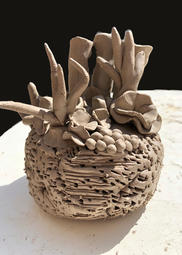 Clay scene by Jess Dow