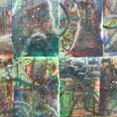 8 Sea Travelled Migration Paintings