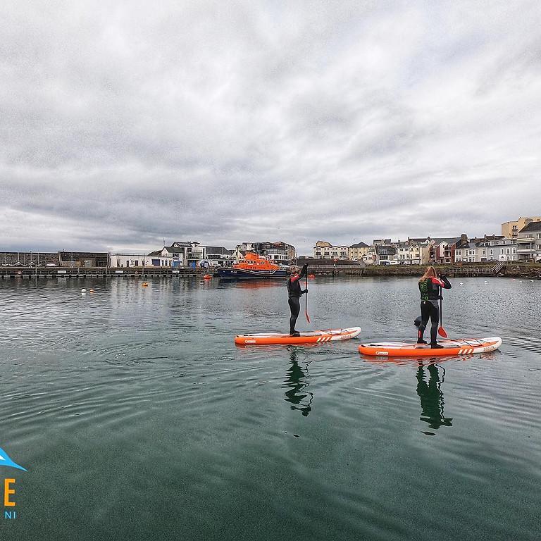 3 Week Paddleboarding Beginner's Skills & Safety Course (Antrim Loughshore)