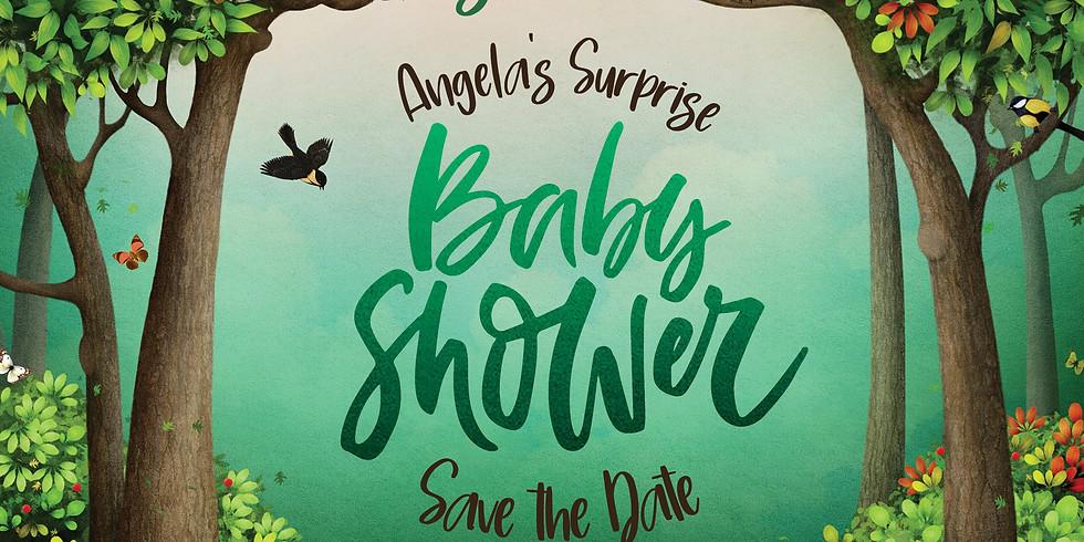 Angela's Surprise Baby Shower