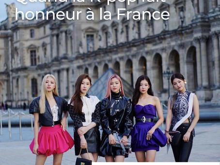 Quand la K-Pop fait honneur à la France