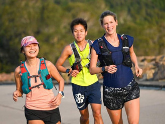 A journal of a pregnant runner: virtual races during COVID times