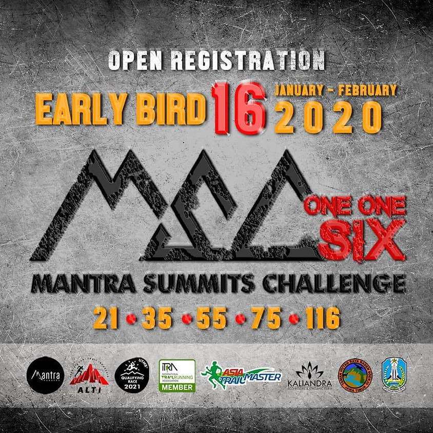 Mantra Summits Challenge