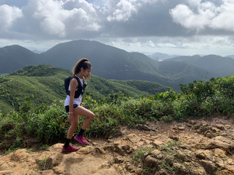 First steps to my trail running adventure