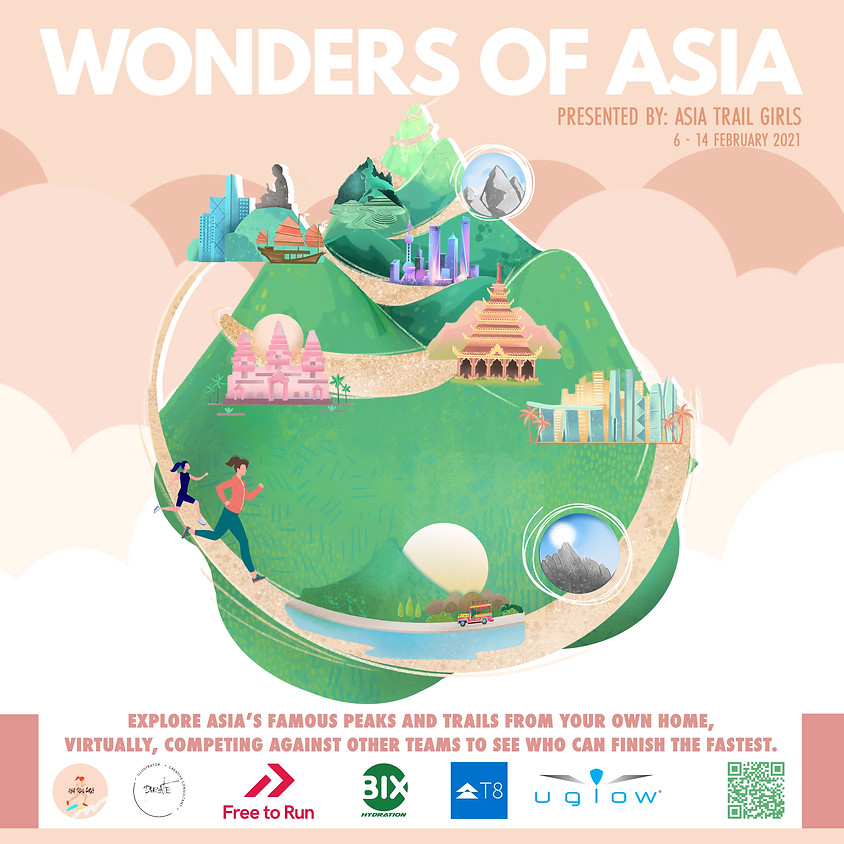 Wonders of Asia Challenge