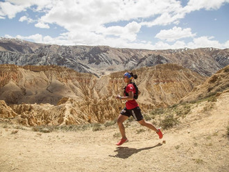 Running Trails in Nepal
