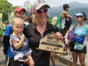 Running as a Mother