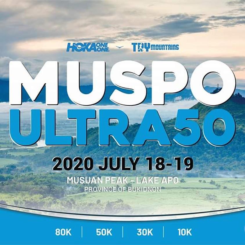 MUSPO Ultra 50