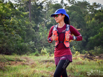 Race Report - Sungai Menyala Forest Trail