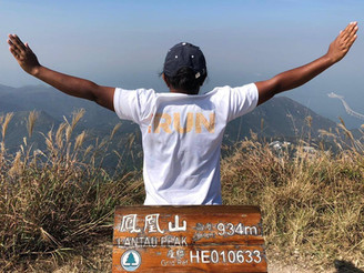 Healing power of trail running: the journey of a running refugee