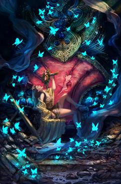 World of Evendaar: Book Five cover illustration