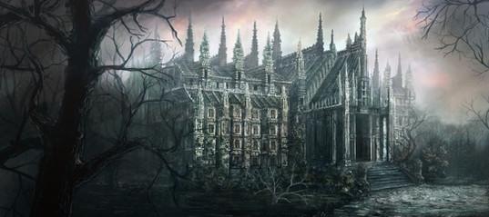 The Gray Palace