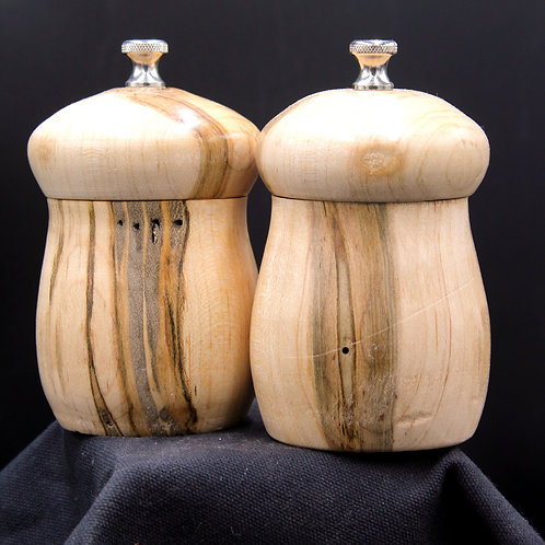 Ambrosia Maple Pepper and Salt Mills