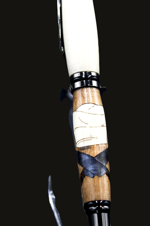 Chef Pen rollerball with inlay