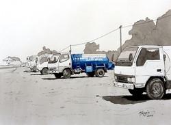 Water Tanker, Dagoretti Corner
