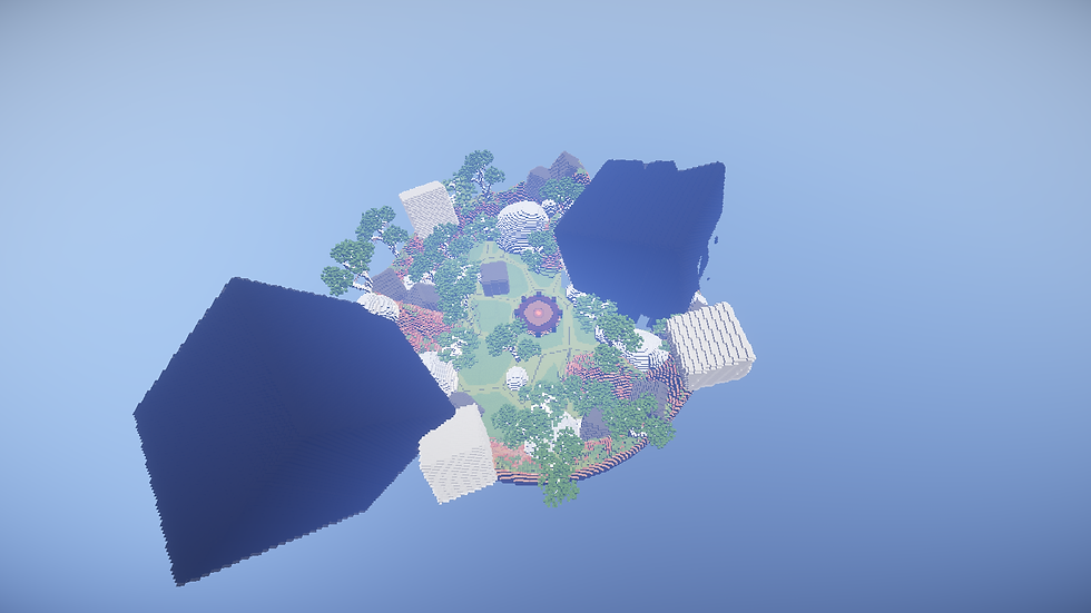 Cubed PVP Arena