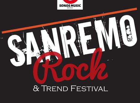 """SONOS diventa """"Partner Premium"""" di SANREMO ROCK 2020"""